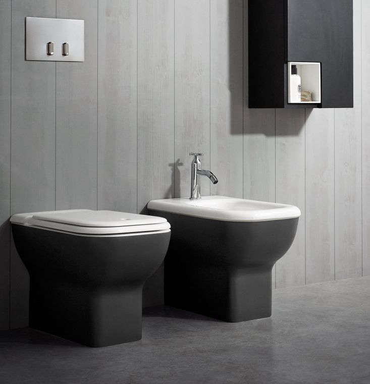 the agape memory toilet designed bybenedini associati is available in a two t 13