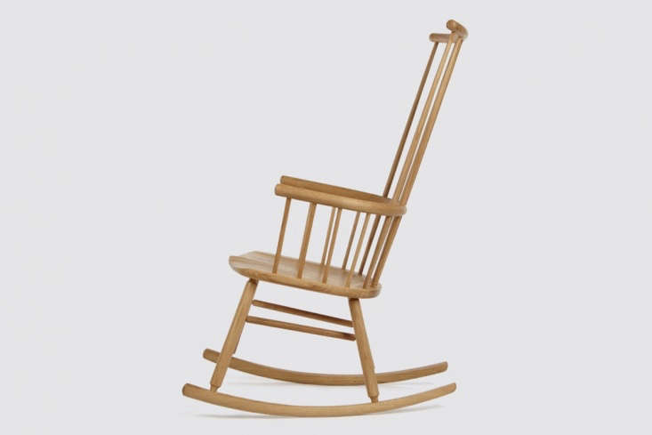 New Furniture from Another Country Inspired by Poetry The statelyHardyRocker is £\1,\295 (\$\1,707).