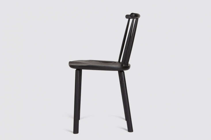 New Furniture from Another Country Inspired by Poetry The Hardy Side Chair in Black is also£395 (\$5\2\1).