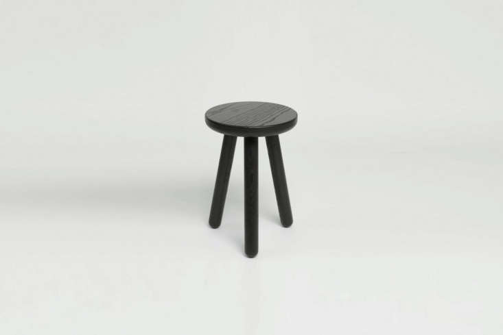 theanother country stool one in black wood is £\195. 14