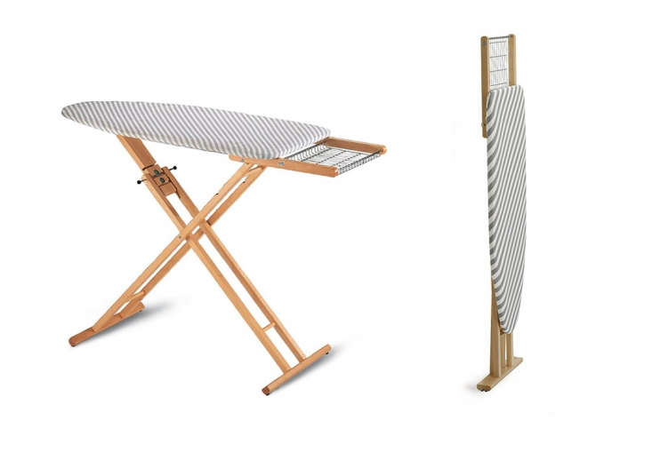 TheMultistir Folding Ironing Board is made of solid beechwood with a cotton cover. $3 via Amazon.