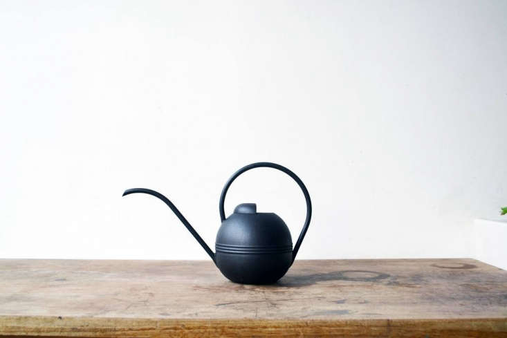 michelle rounds up her favorite dramatic black watering cans, for halloween and 11