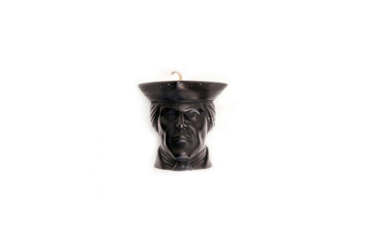 the patriot head candle is handmade by greentree home and available in a few co 18