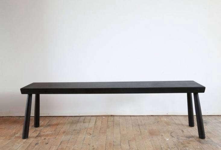 Blackcreek Mercantile & Trading Co. Benchesmeasure 56.5 inches long, loading=