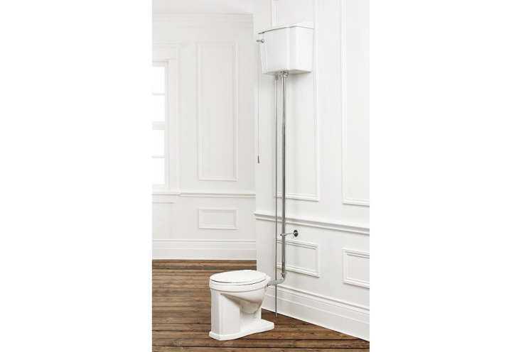 The Cheviot High Tank Round Front Toilet is $loading=