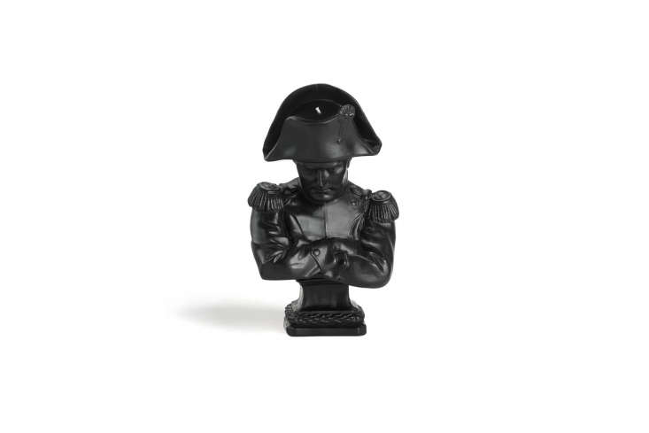 napoleon bonaparte is commemorated in black wax by parisian candle makers cire  16