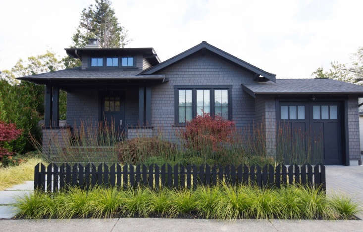 a mill valley cottage gets a dark makeover in before & after: a \1940s subu 9