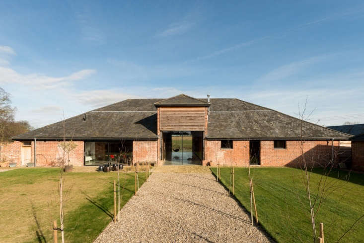 architect david nossiter converted a \19th century barn in suffolk renovating w 9