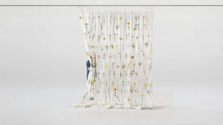 on our radar: gauzy curtains with pockets sewn into each panel so you can tuck  11