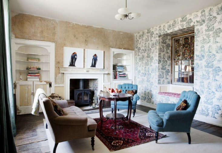 Photograph fromDurslade Farmhouse in Somerset: The New Bloomsbury?.