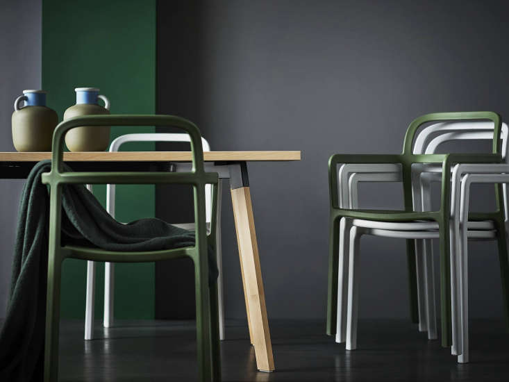 ikea ypperlig hay dining chairs table