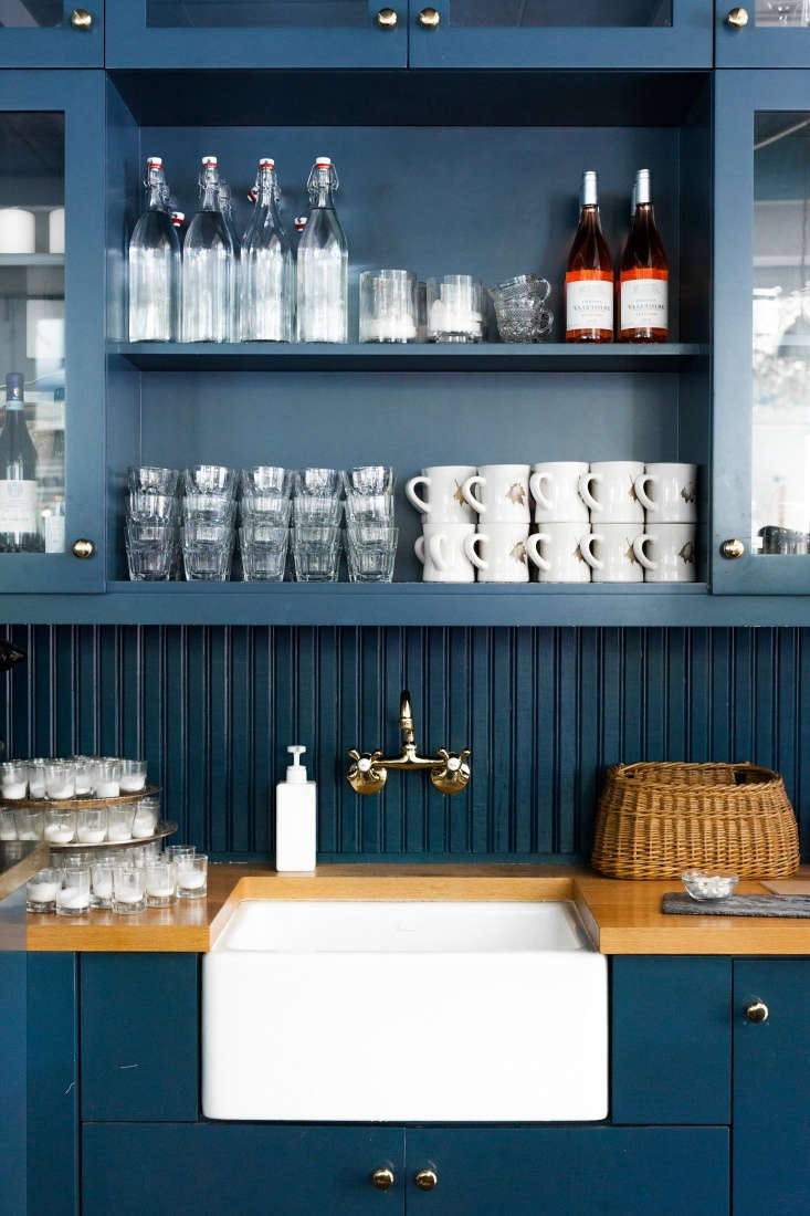 little london plane seattle blue kitchen apron sink 1