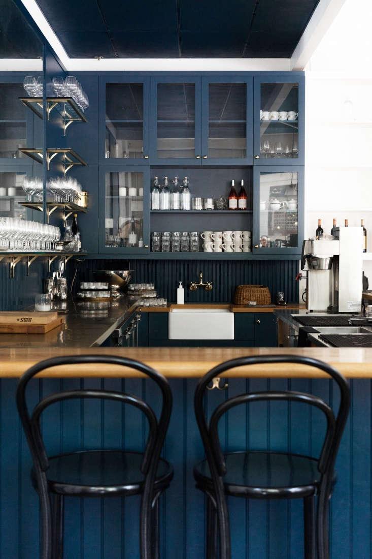 little london plane seattle blue kitchen apron sink 2