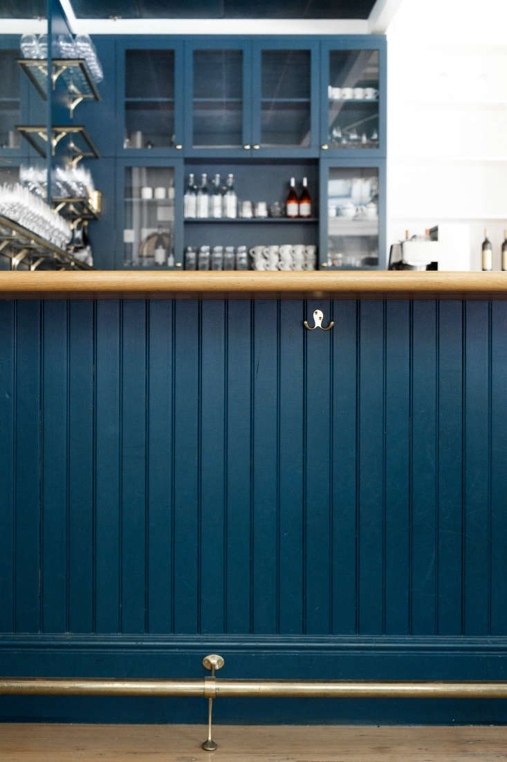 little london plane seattle blue kitchen bar stools