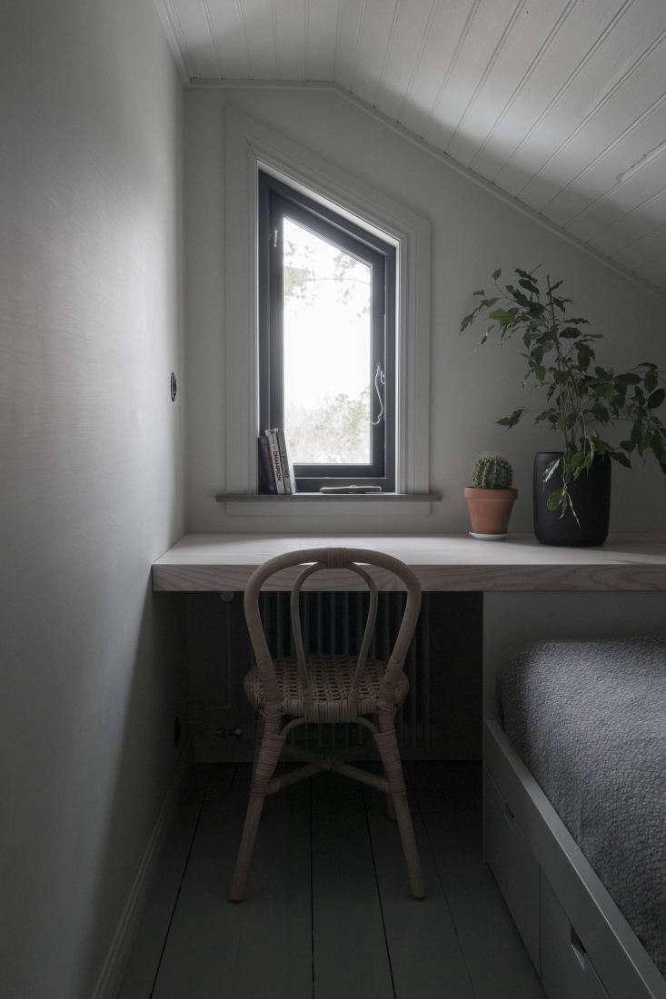 skalsa house study bedroom