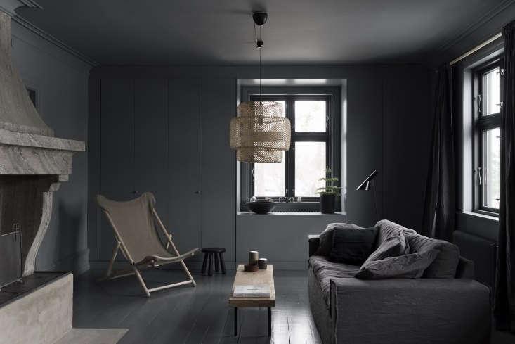the swedish house in winter: photograph bystefan isidor bergkvist, froma da 9