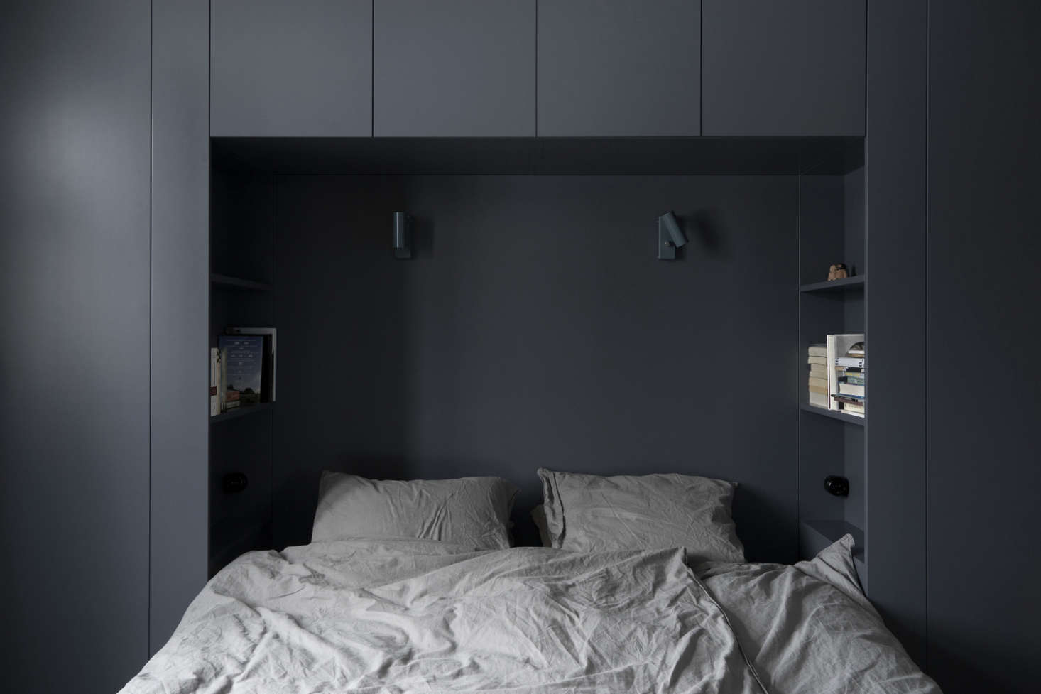 Architectural Built-Ins for the Bedroom: 9 Favorites from the