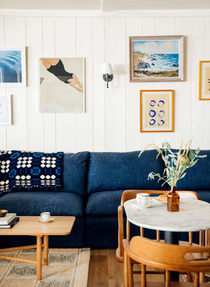 on the walls hang original oil paintings depicting everything from sea storms t 12