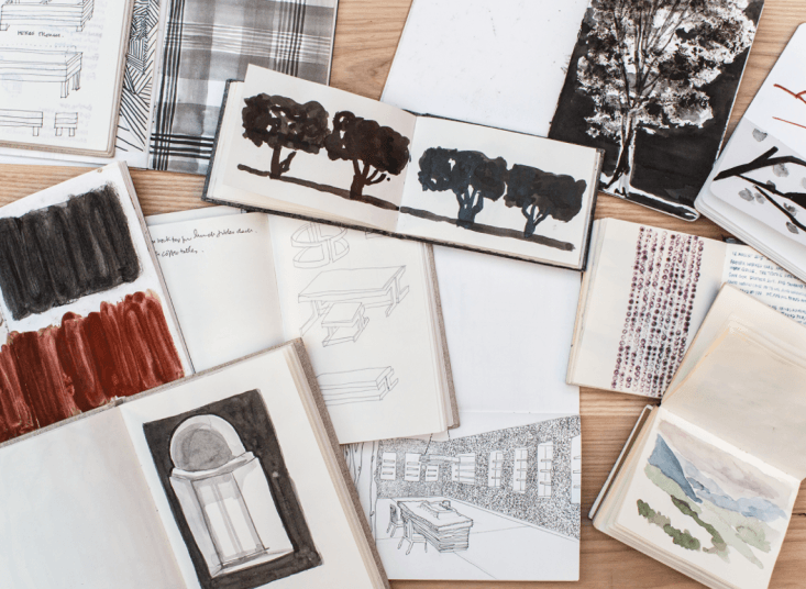 Expert Advice Thoughts on Designing from Nature with Spencer Fung Fung&#8\2\17;s paintings and sketches.