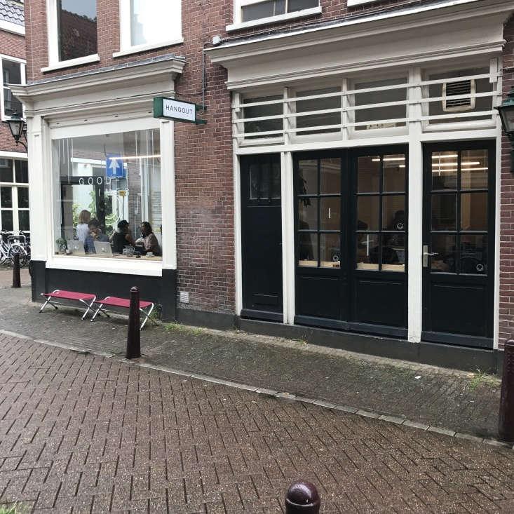 exterior of toki cafe in amsterdam 20