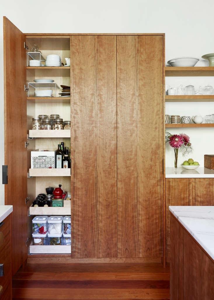 wood kitchen storage cabinet aya brackett remodel oakland 2