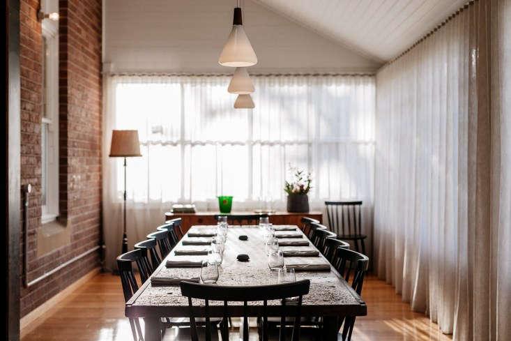 agrarian kitchen tasmania dining room 5