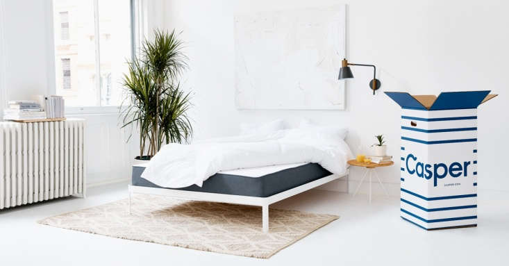 in addition to mattresses, casper offers pillows, sheets, duvets, and bed found 10