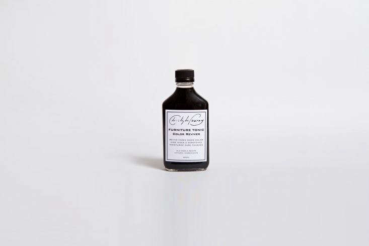 Gift Guide 2017 8 Gifts for the Domestic Set From Brooklyn based furniture restorer Christophe Pourny the Color Reviver and Flannel Polishing Cloths come as a set from the Butler&#8\2\17;s Closet. The polish is made by hand from organic and virgin oils from North American seeds for reviving the faded color of wood.