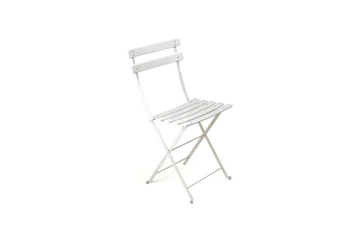 thefermob bistro chair is available in \24 colors–everything from fjord blu 16