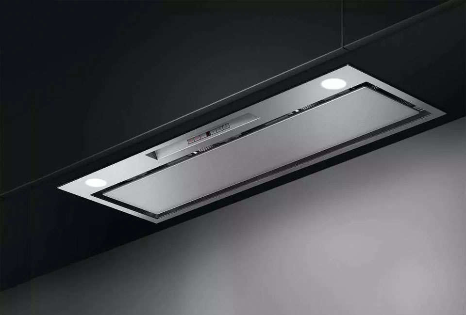 Fisher & Paykel's Decorative 36-Inch Wall Hood Liner keeps a low profile under your cabinetry. The easily removed filters are dishwasher-safe. It&#8