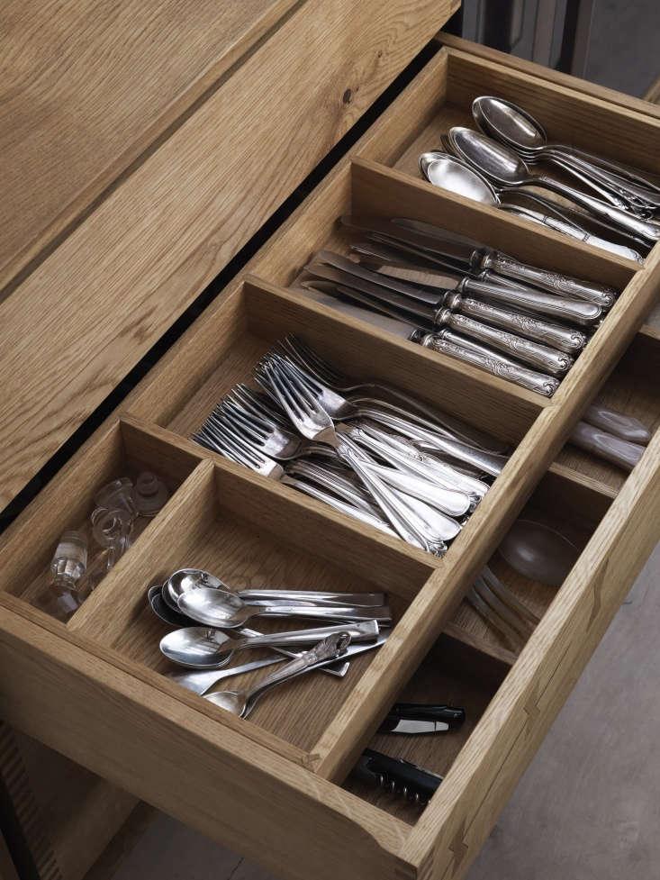 Expert Advice Nadine Redzepis Secrets to a WellOrdered Home Kitchen Garde Hvalsoe Rene Redzepi Kitchen Silverware Drawer