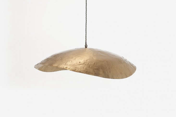 The Brass 95 Suspension Lamp is $573.75 from Ambient Direct.