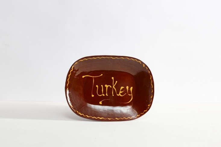 theoblong serving dish (turkey) is £360 (\$473) at the new craftsmen in the  9