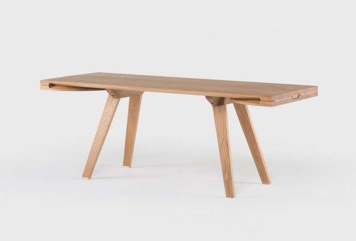 Steal This Look A ScandiStyle Kitchen in a Canadian Cabin The Studioilse Together Extending Table is \$4,\165 at Hive Modern. The table is also available at Mjölk.