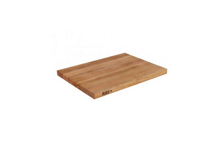 the john boos reversible maple cutting board is \$83.33 on amazon. 23