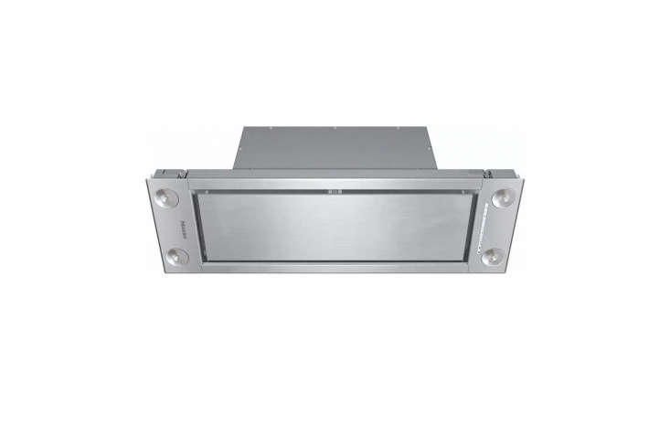 The Miele 36-Inch Insert Ventilation Hood is extra-slim to fit under a loading=