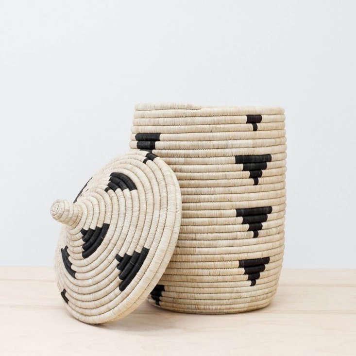 the citizenry nzuri uganda woven basket