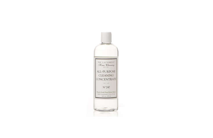AnotherRemodelista favorite, The Laundress, has ventured from laundry essentials to the rest of the home. Their All-Purpose Cleaning Concentrate ($loading=