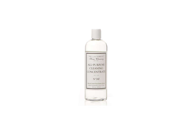 AnotherRemodelista favorite, The Laundress, has ventured from laundry essentials to the rest of the home. Their All-Purpose Cleaning Concentrate ($src=