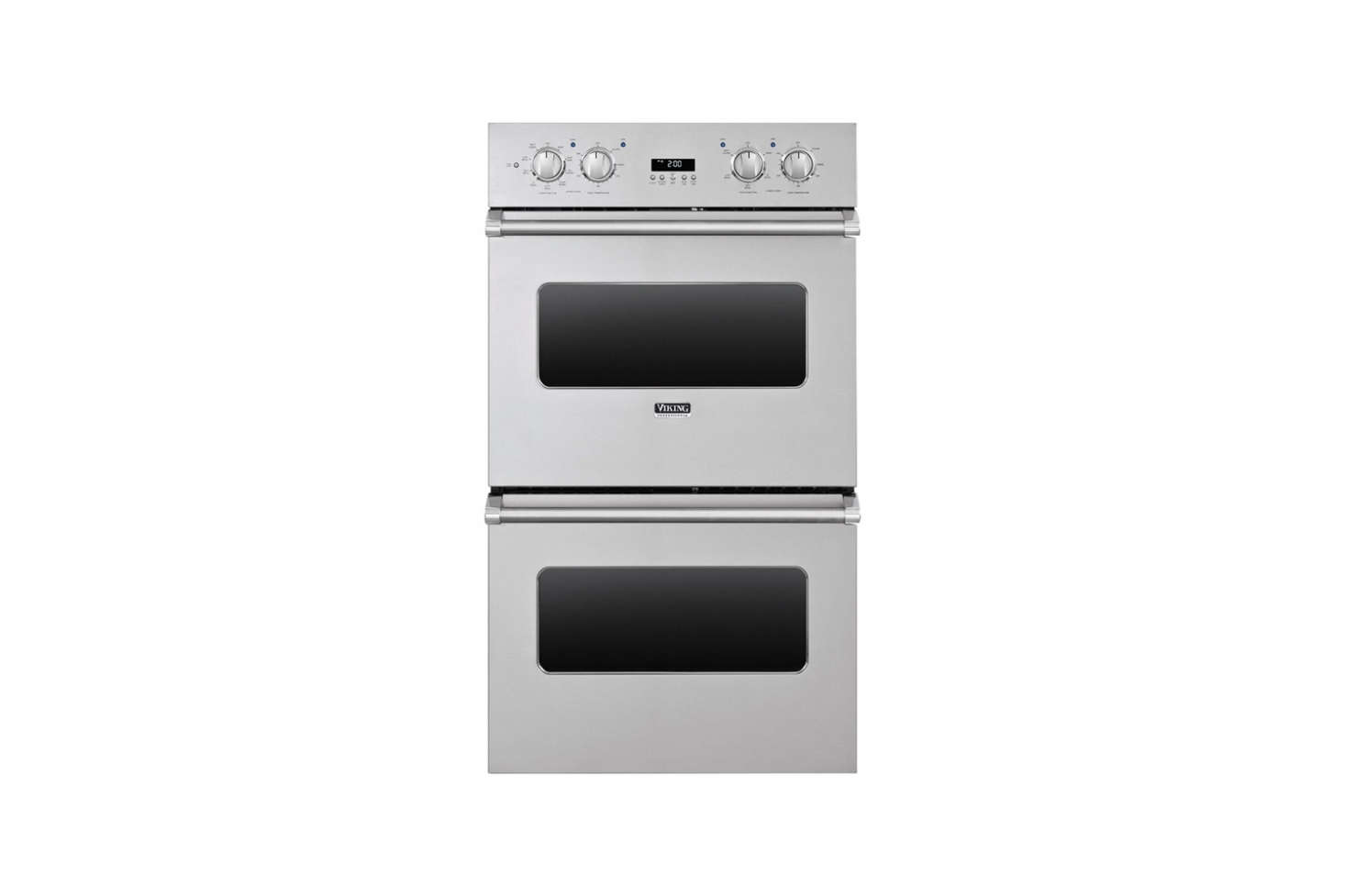 The Viking Professional Built-In Double Electric Convection Wall Oven is $6,399 at Pacific Sales.
