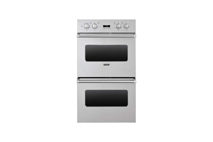 the viking professional built in double electric convection wall oven is \$6,39 14
