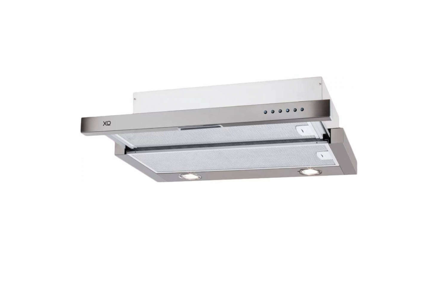 TheXO Under Cabinet Glide-Out Range Hood is $599 for the 30-inch model and $649 for the 36-inch model at AJ Madison.