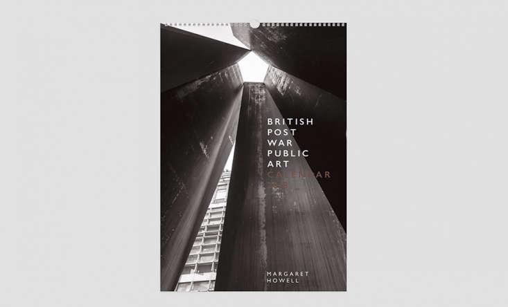 2018 margaret howell calendar public art