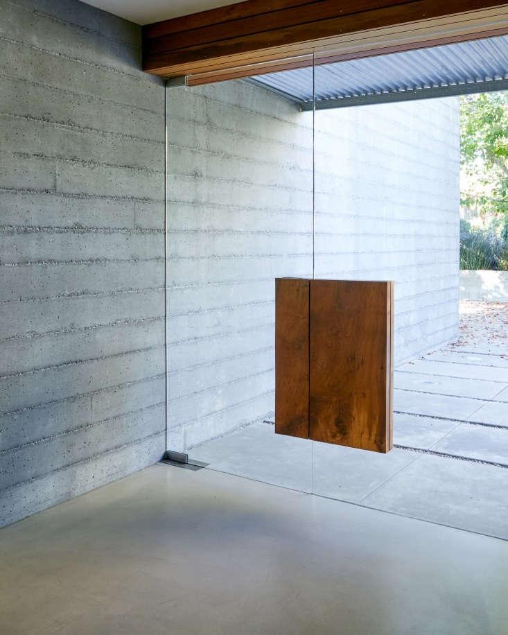 baker lane front door modern glass wood