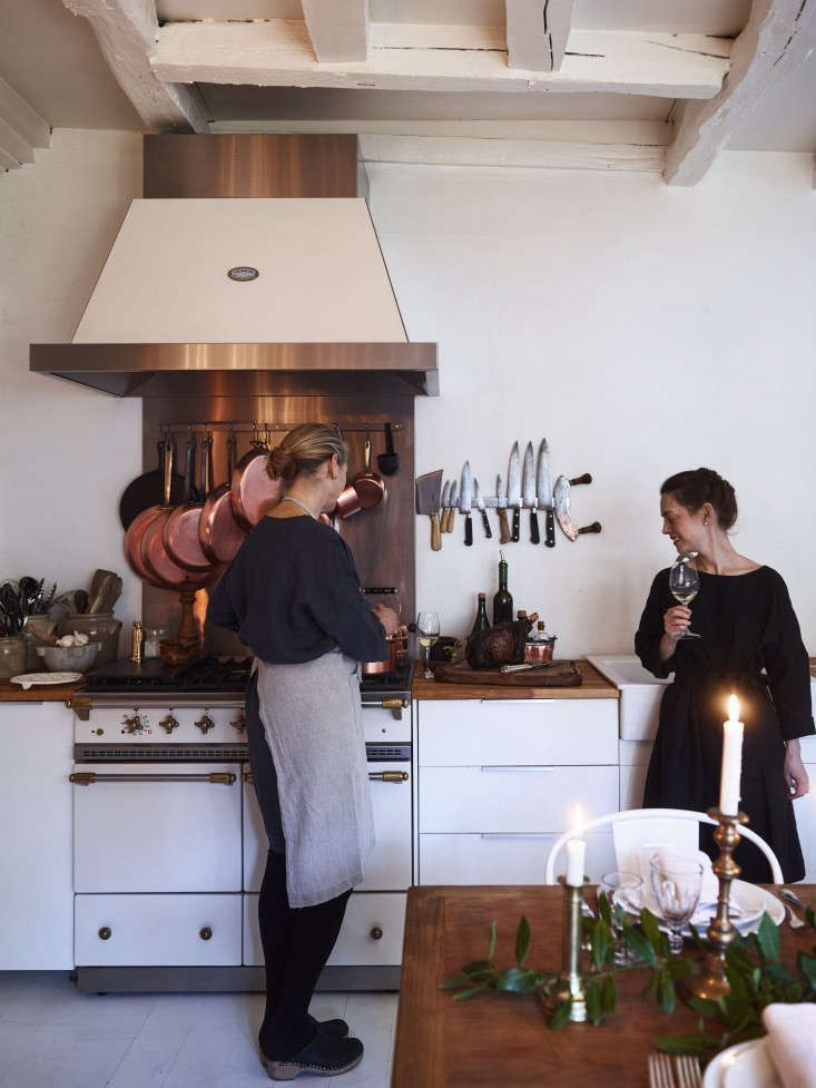 the lacanche range came out of their cooking school&#8\2\17;s first locatio 15