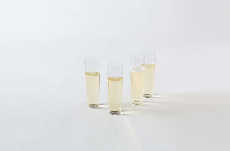 10 Easy Pieces Champagne Flutes DesignerDeborah Ehrlich's Champagne Glasses are available as a set of two for \$\130 on the designer's \1st Dibs website and they&#8\2\17;re also available as singles at March. For more on Deborah, see our postHouse Call: At Home in the Hudson Valley with Designer Deborah Ehrlich.