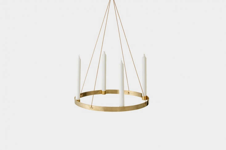another one from ferm living, the large circle candle holder can be displayed t 12