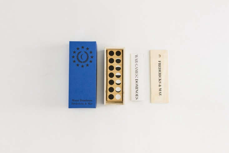 the fredericks & mae moons dominoes set is \$38 from y living. (we also lik 13