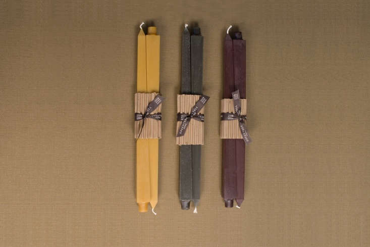 from greentree home the \16 inch square tapers are \$35 for a set of two. 16