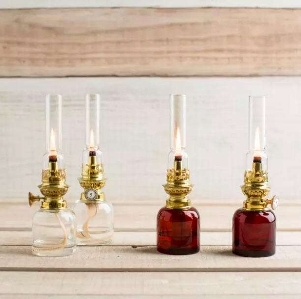 For the traditionalist, the 84 Swedish Glass and Brass Oil Lamp is made in Karlskrona, Sweden, using the same th-century equipment it always has and overseen by the same family who founded the company more than loading=